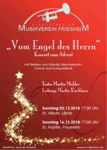 Adventskonzert @ St. Martin, Friesheim